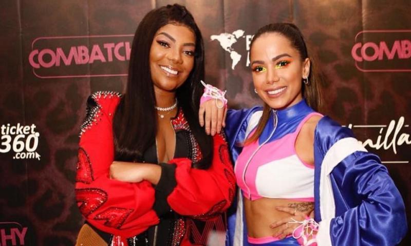 Briga no funk: Ludmilla rompe com Anitta 'definitivamente'