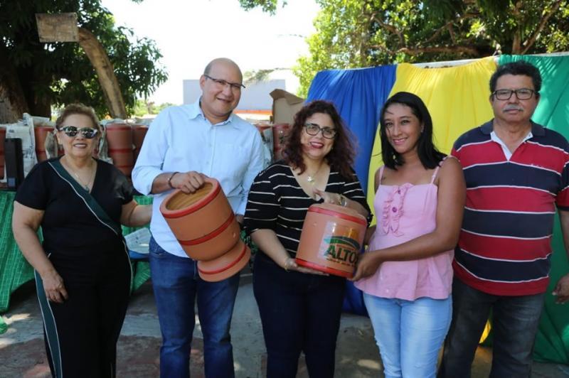 Altos | Prefeitura realiza entrega de filtros para famílias carentes