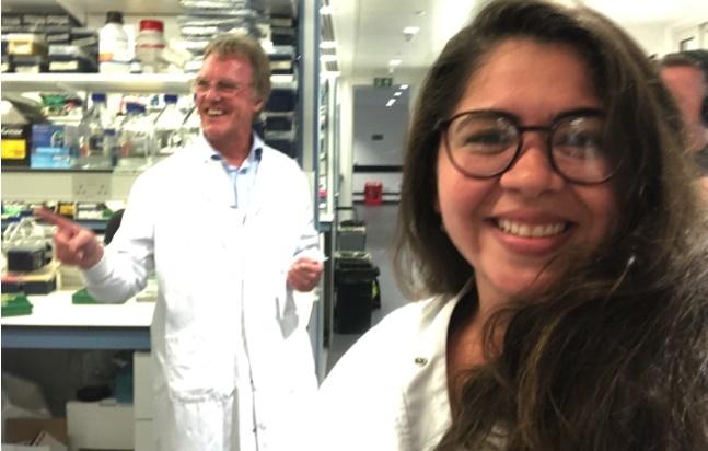 Piauiense integra equipe do ganhador do Nobel de Medicina