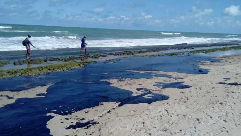 Marinha e Petrobras acham 'assinatura' da Venezuela