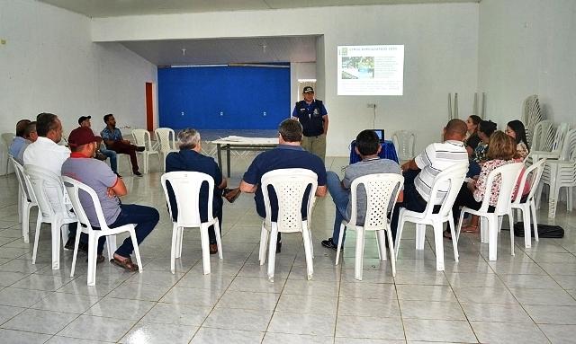 IBGE realiza reunião preparatória para o Censo 2020 em Simões