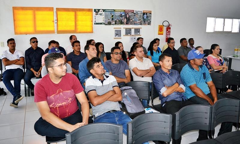 Caridade do PI | IBGE realiza reunião preparatória para o Censo 2020