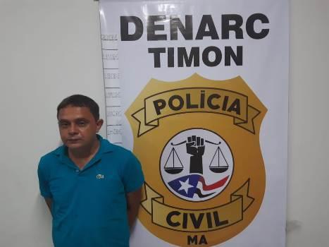 Denarc/Timon prende homem com 1 kg de Crack e 1/2 kg de Cocaína