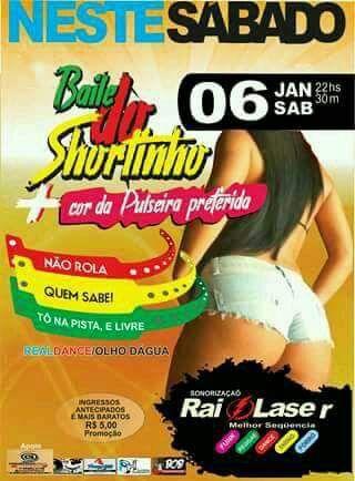 Produção Raio Laser vai fazer o melhor baile em Olho D'água neste sábado