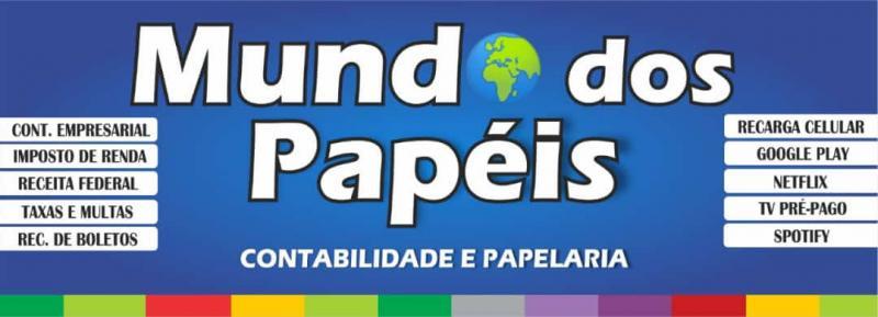 Papelaria Mundo dos papéis será inaugurada no próximo sábado (12)