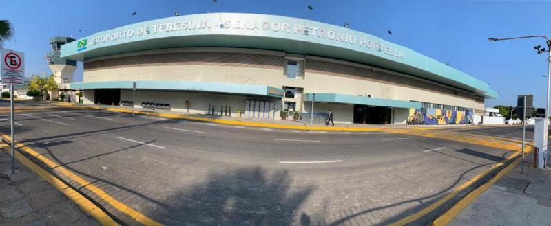 Dois aeroportos do PI estão na lista de leilões do Ministério da Economia