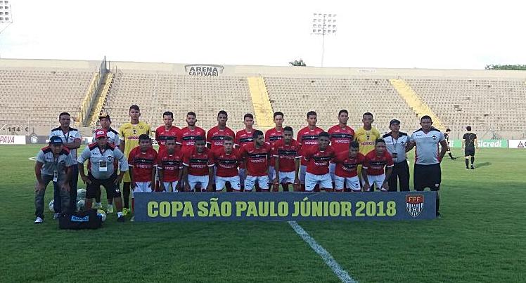 River vence na estreia da Copa São Paulo de Futebol Júnior