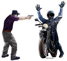Homem tem moto roubada em assalto em Beneditinos