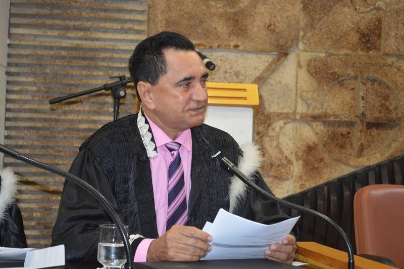 Desembargador Luiz Gonzaga Brandão - Foto: Divulgação/Amapi
