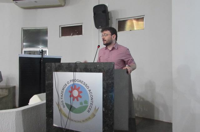 Partido Novo realiza evento sobre a plataforma Custo Piauí, em Picos