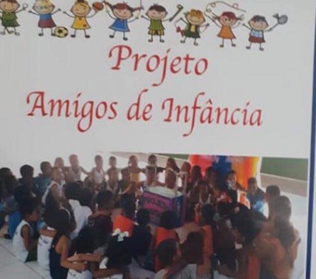 """Creche Pequeno Polegar vai realizar Projeto """"Amigos de Infância"""