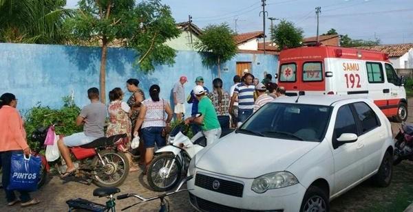 Homem morre ao cair de escada durante poda de árvore no Piauí