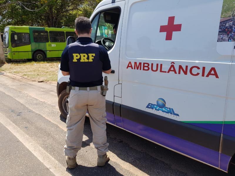 PRF realiza Operação Asclépio em todas as rodovias do PI