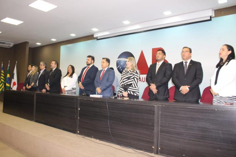 Encontro Piauiense da Associação Nacional da Advocacia Criminal é realizado