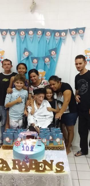 Morre aos 102 anos de idade um dos homens mais velhos de José de Freitas