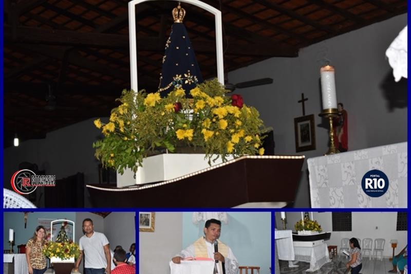 FESTEJOS | Penúltima noite das festividades de N. Sra. Aparecida