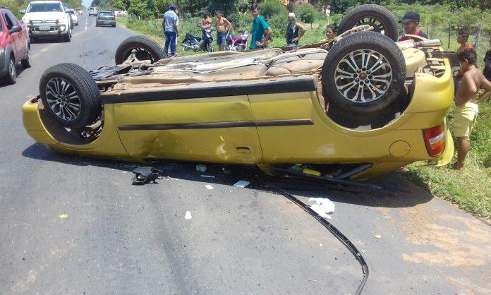 'Rodovia da morte' registra três acidentes em um dia