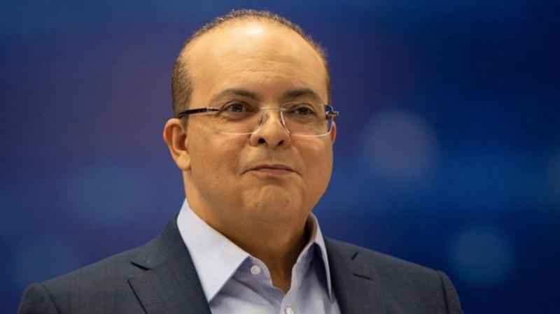 Governador Ibaneis Rocha é internado após cair e bater cabeça