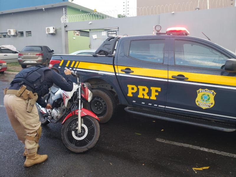Empresário é preso com veículo adulterado na BR 316