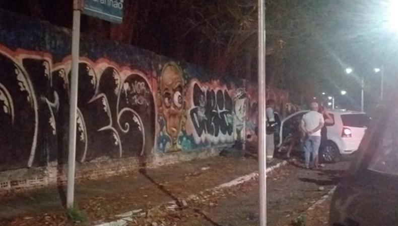 Policial é esfaqueado durante assalto em Teresina