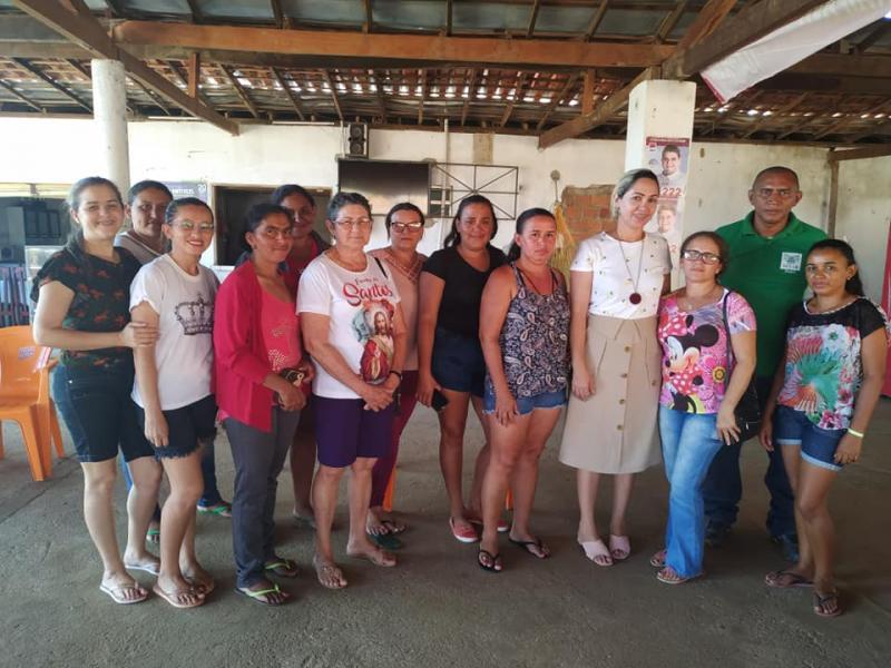 Vereadora trás mais cursos do Senar para zona rural e cidade