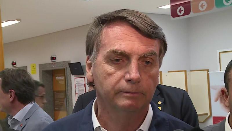 Presidente Bolsonaro afirma que pode deixar o PSL
