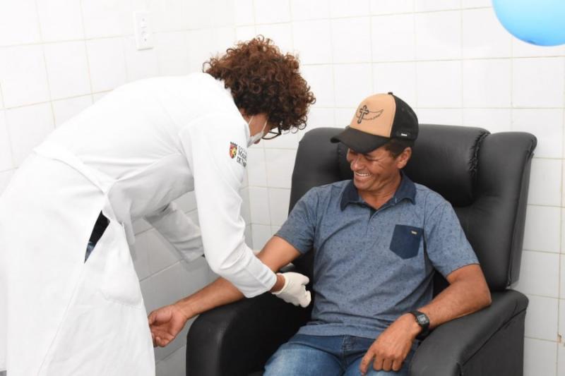 Saúde: comunidades rurais realizam exames na zona urbana de Floriano