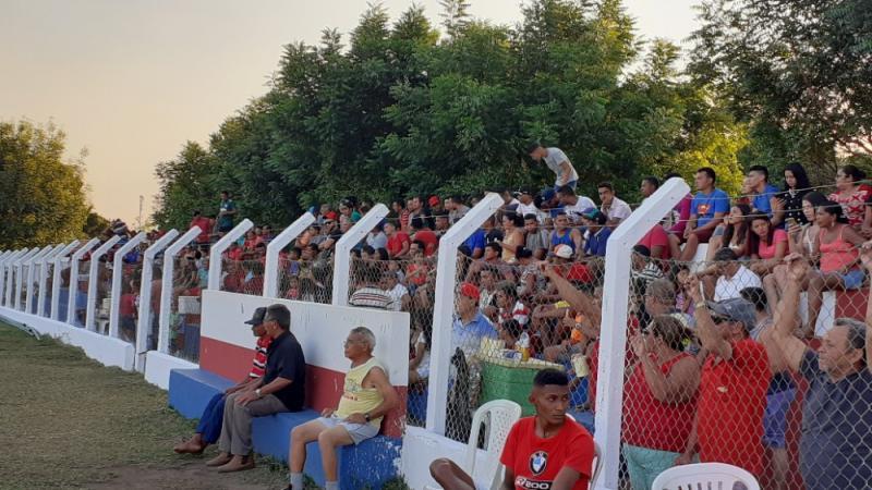 Agricolândia | Emelec fez estreia com Vitória no Campeonato Municipal
