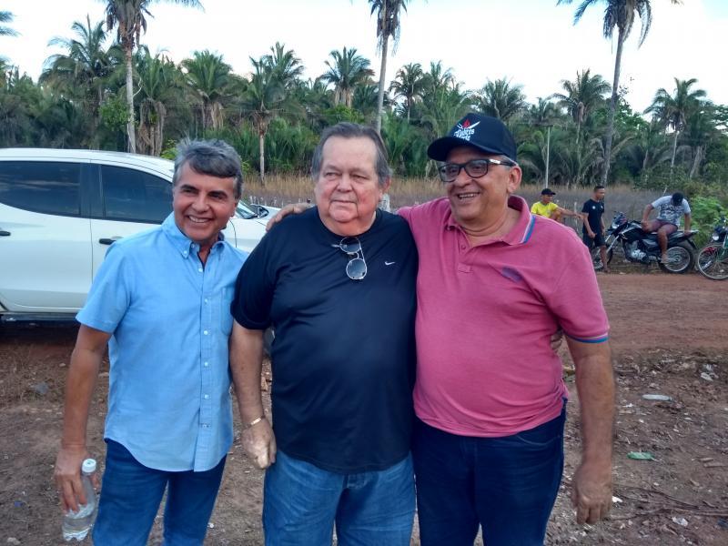 Evento em Monsenhor Gil reuniu grandes líderes políticos
