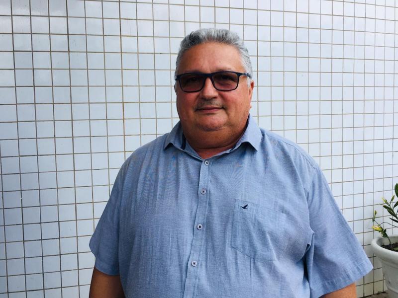 Prefeito Dr. Alcione Barbosa participa da missa de encerramento dos festejo