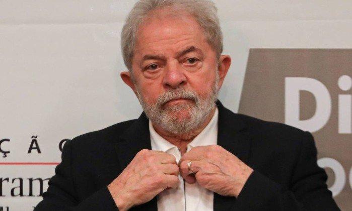 Ex-presidente Lula (Foto: SERGIO LIMA / AFP)