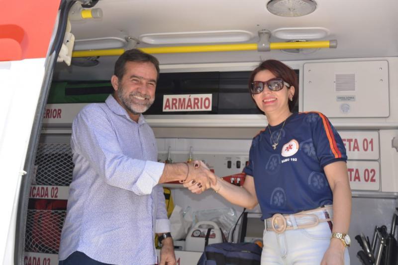 Unidade de Suporte Avançado do SAMU entra em funcionamento em Oeiras