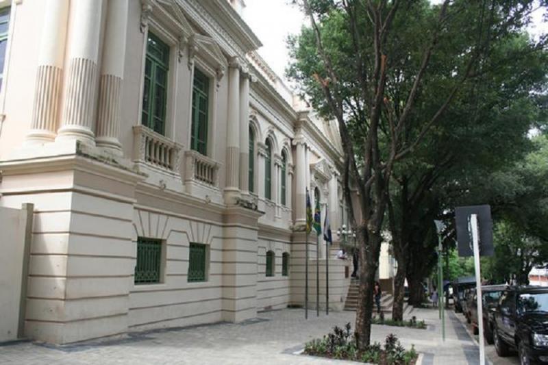 Prédio da prefeitura de Teresina - Foto: reprodução