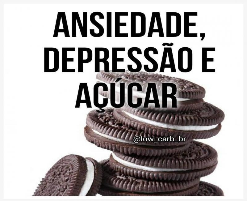 Ansiedade, Depressão e Açúcar