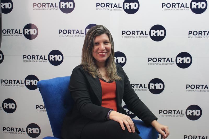 Patrícia Gomes busca apoio em votação do concurso Febracis de Ministrantes