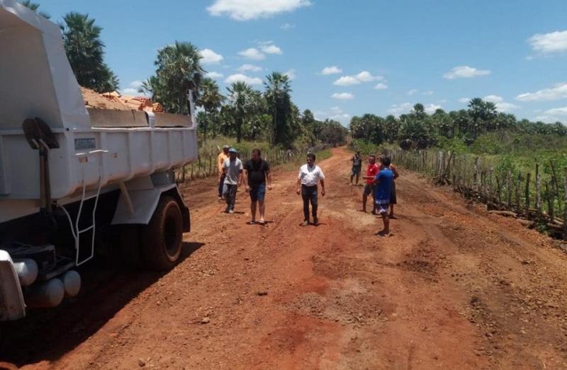 Capitão de Campos: Prefeitura realiza obra discutida com a comunidade
