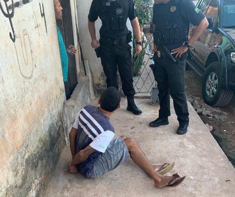 PF realiza 'Operação Intramuros' em 3 municípios do MA