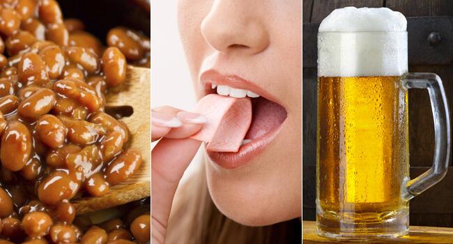 Descubra o que não se deve comer antes de fazer sexo