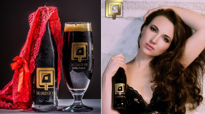 """Cerveja com """"essência vaginal"""" é lançada na Polônia"""