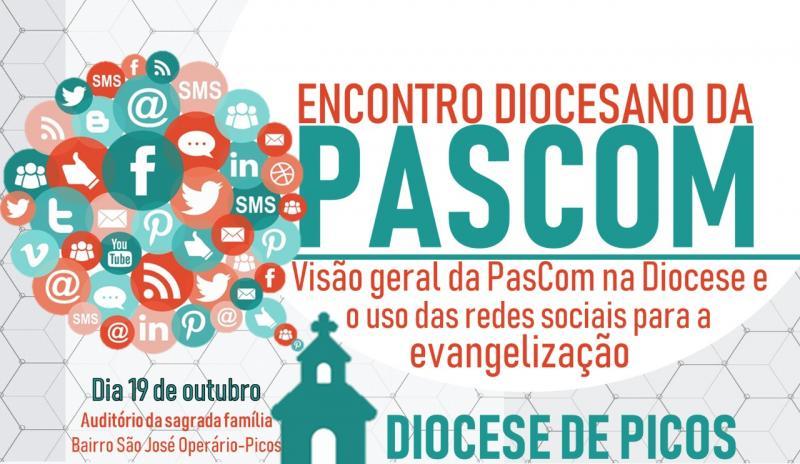 PASCOM da Diocese de Picos promove encontro de comunicação