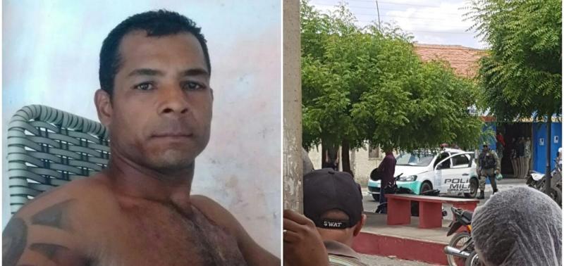Suspeito de matar a companheira no Piauí é preso