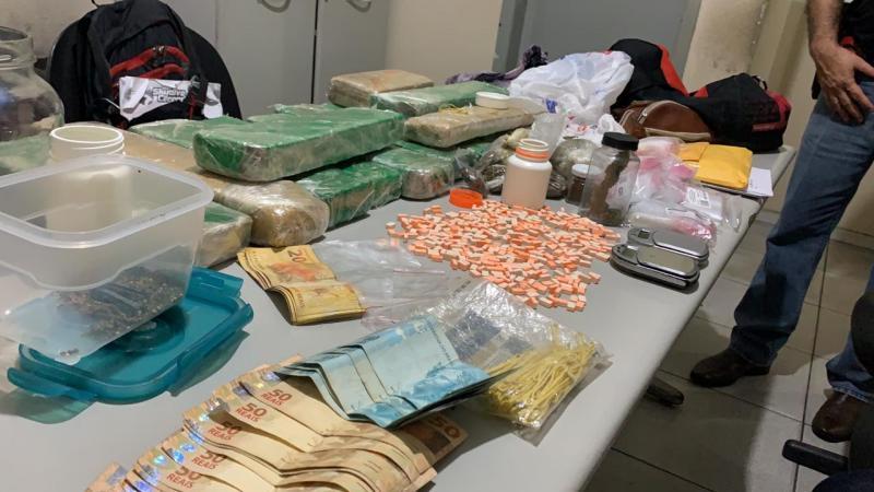 Universitário é preso com 460 comprimidos de ecstasy no PI