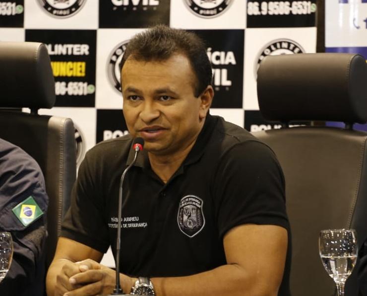 Fábio Abreu se afasta da secretaria de Segurança e retorna à Câmara