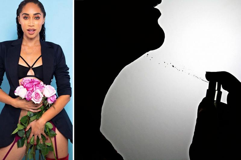 Mulher usa suas secreções vaginais como perfume para atraír homens