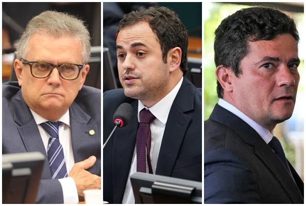 Relatório de Flávio Nogueira beneficia colega que chamou Moro de ladrão