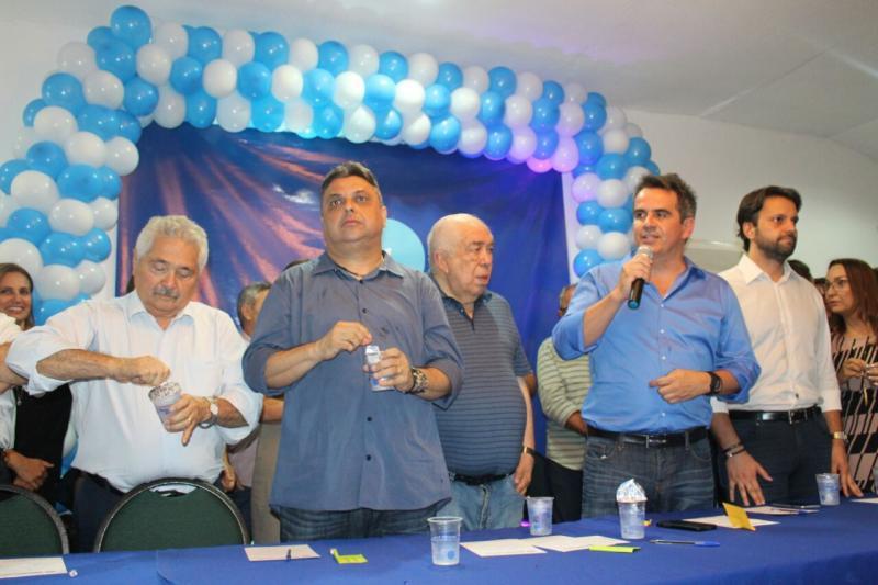 Progressistas realiza filiação de sete lideranças no Piauí