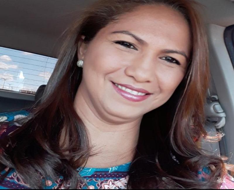 Urgente: faleceu na tarde de hoje a esposa do vereador Raimundo Filho