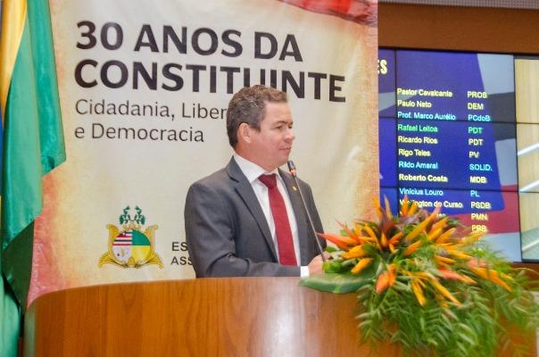 Rafael Leitoa destaca excelente situação fiscal do governo do Maranhão