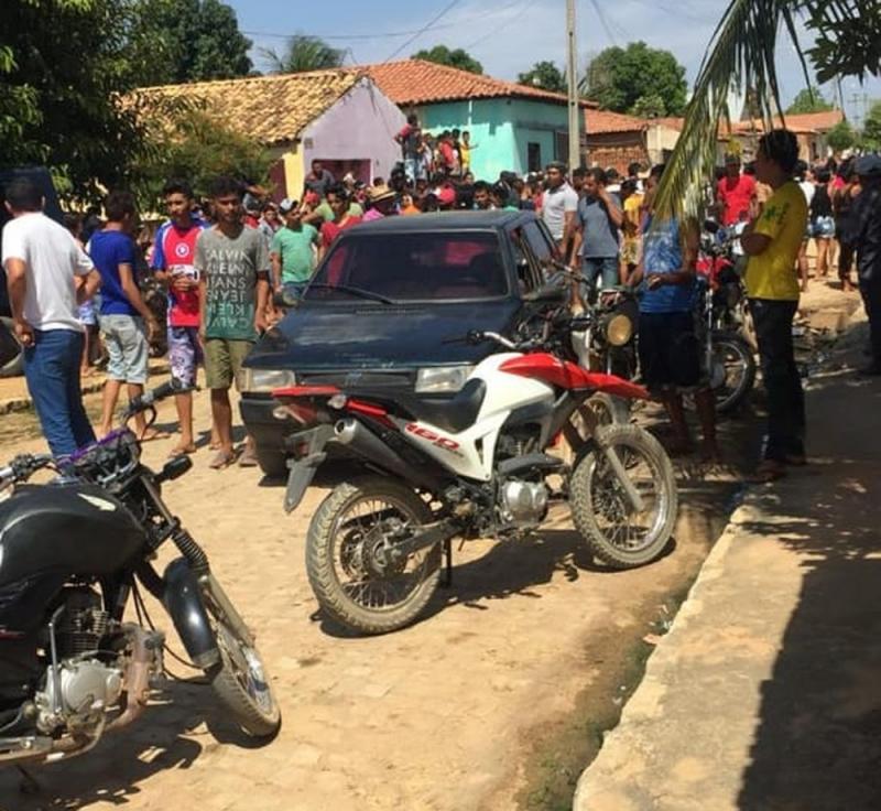 Jovem é presa por mandar namorado matar o ex-marido no Piauí