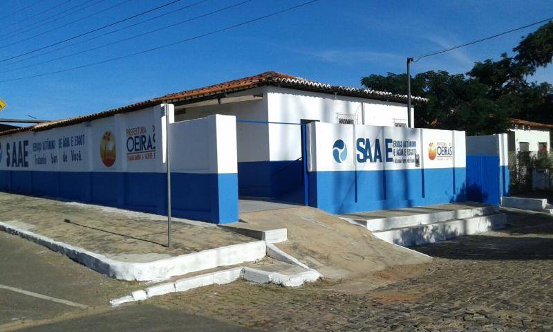 SAAE reduz tarifa de água em Oeiras